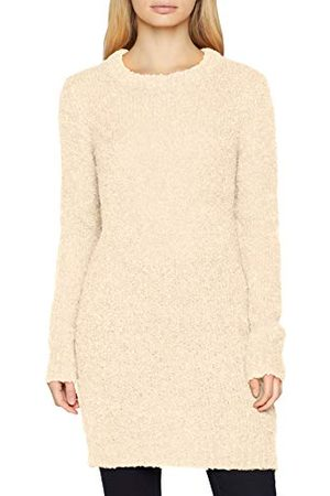 Pieces Dames Pcfortuna Ls Wool Long Knit Pullover