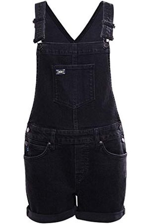 Superdry Utility Dungaree, shorts voor dames