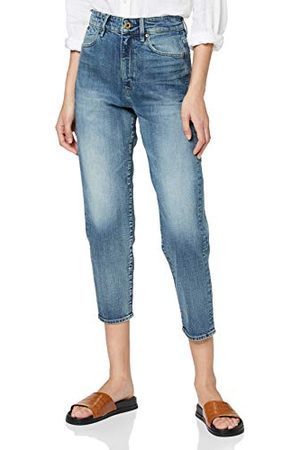 G-Star Janeh Straight Jeans voor dames, ultra hoge taille, Mom Ankle, rechte jeans voor dames, Janeh Ultra High Waist Mom Ankle