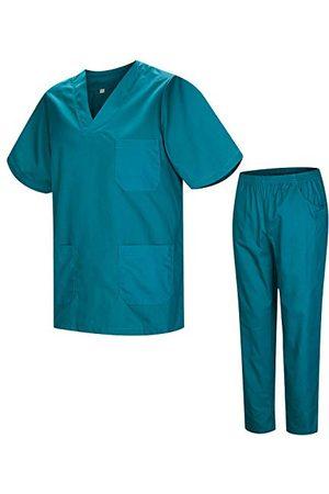MISEMIYA Sanitair pyjama 8178, uniseks, voor volwassenen - - X-Large