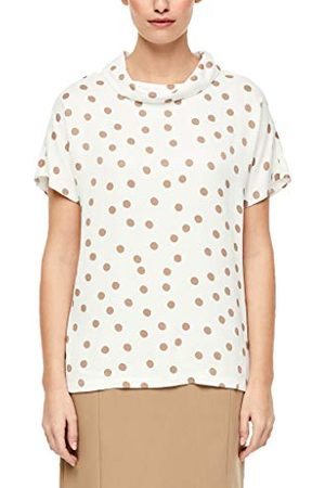 s.Oliver Dames mouwloos loose fit blouse