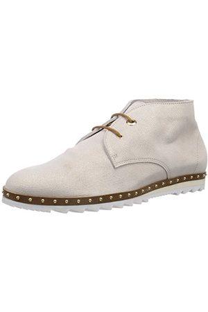 NoBrand 11581, Ongevoerde chukka laarzen korte lengte voor dames 23 EU