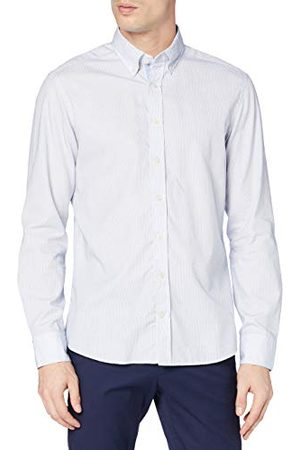 Hackett Heren Stitch Chk shirt