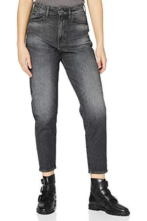 G-Star Dames Janeh Ultra High Wasit Mom Ankle Straight Jeans