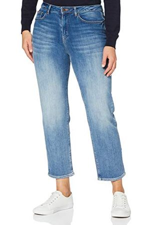 Lee Cooper Dames Holly Straight Fit Jeans, lichtblauw, standaard