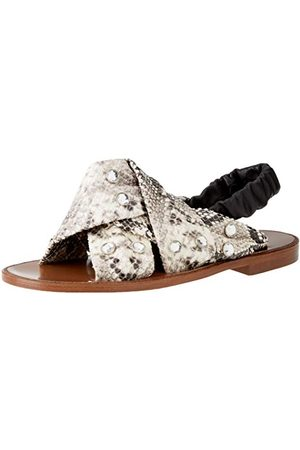 Pinko Glicine 1, platte sandalen voor dames