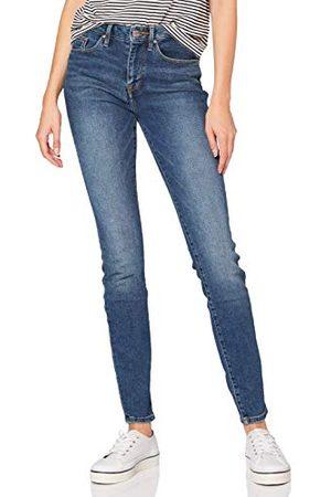 Tommy Hilfiger Dames Como Skinny Rw Remy Straight Jeans