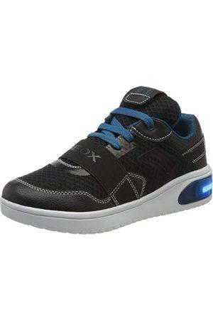 Geox J927QB01454, Lage Top Sneakers Jongens 36 EU