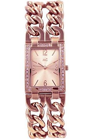 MC Dames analoog kwarts horloge 51553