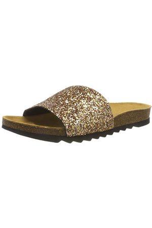 THE WHITE BRAND BW0012, open sandalen met sleehak dames 39 EU