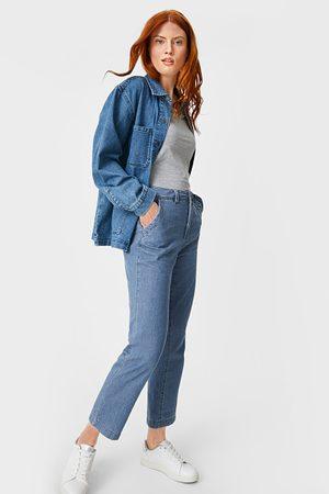 C&A Dames Jeans - Relaxed jeans-biokatoen