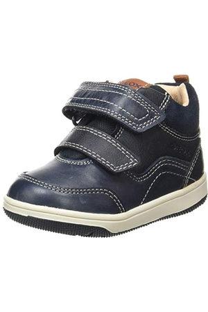 Geox B041LA0CLME, hoge sneakers baby-jongens 23 EU