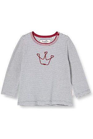 Sanetta Baby-meisjes Fiftyseven Blue T-shirt voor peuters