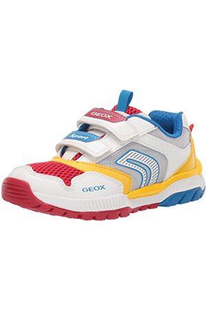 Geox J02AXA014BU, Lage Top Sneakers Jongens 26 EU