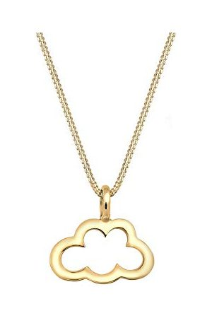 Elli Halsketting Wolke Cut Out Trend Cloud 925 Sterling Silber