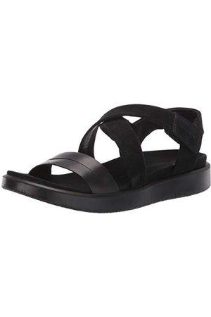 Ecco 273613, Flat sandaal. dames 37 EU