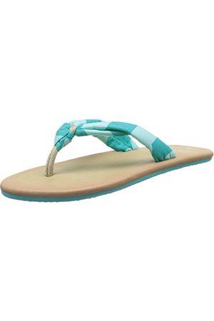 O'Neill Womens FTW CHLOE Flip Flop Sandles meerkleurige Mehrfarbig (6900 AOP) Afmeting: 5