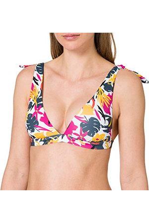 Skiny Dames triangel uitneembare pads bikini