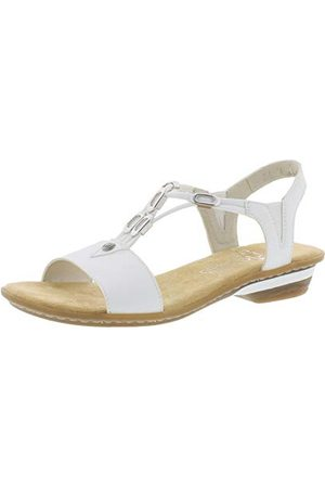 Rieker 63453, Gesloten teen sandalen Vrouwen 38 EU