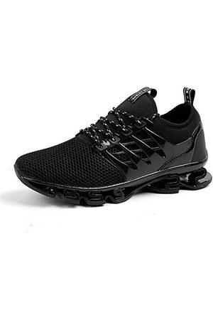 WateLves Heren Hardloopschoenen Fitness straatloopschoenen Sneaker Sportschoenen ademend anti-slip mode vrijetijdsschoenen ( , 43)