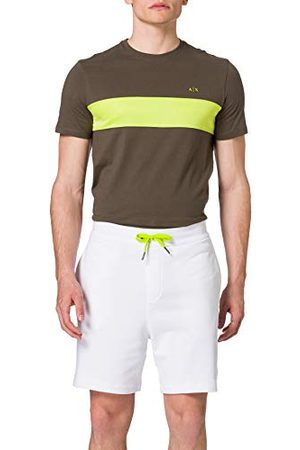 Armani White Casual shorts voor heren