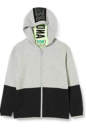 Benetton Jongens Felpa Zip gebreide jas