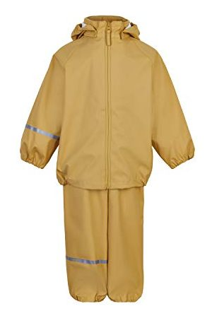CeLaVi Unisex Basic Rainwear Set - Recycle PU Regenjas