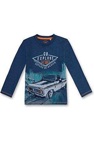 Sanetta Shirt met lange mouwen voor jongens