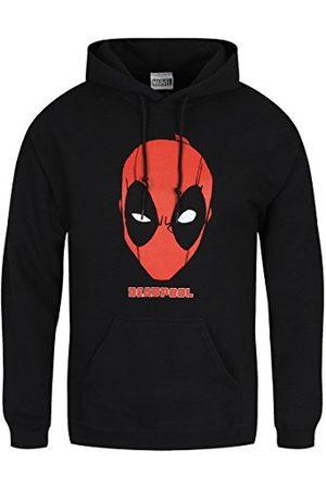The Flash Heren Deadpool Logo Hoodie