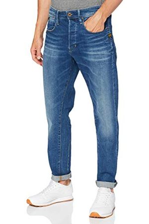 G-Star Heren Jeans Loic Relaxed Tapered