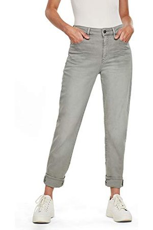 G-Star 3301 High Straight 90 Ankle Jeans Dames - - W27/L35