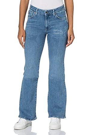 Superdry Mid Rise Slim Flare Pants voor dames