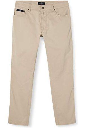Hackett Heren Straight Jeans Trinity 5 Pocket