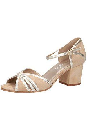 Caprice Dames Sandaaltje 9-9-28311-26 472 G-breedte Maat: 39 EU