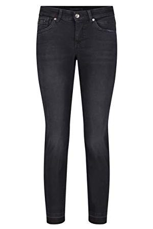 Mac Dames Slim Open Hem Jeans