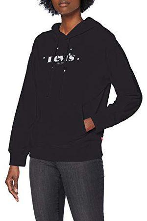 Levi's Dames Graphic Standard Hoodie Sweatshirt