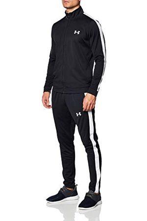 Under Armour EMEA Track Suit, Comfortabel trainingspak met zacht binnenmateriaal, warme en sneldrogende sportkleding set met praktische zijzakken Heren, ( / ), XL