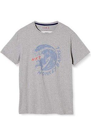 HKT BY HACKETT Hkt Monkey Barrel T-shirt voor heren