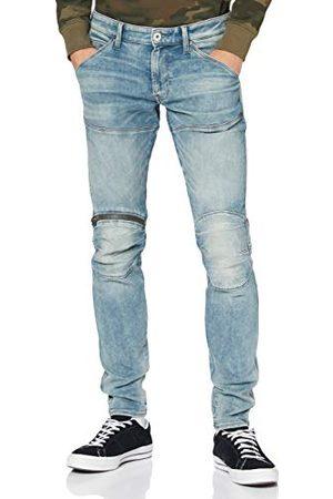 G-Star Heren 5620 3D Zip Knee Skinny Jeans