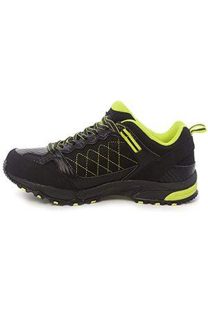 Izas Outdoorschoenen - Lodosa wandelschoenen, unisex, volwassenen, zwart