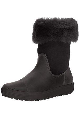 Ecco Dames Hoge laarzen - 450143, Hoge laarzen. dames 43 EU