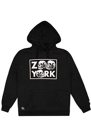 ZOO YORK Heren Sweaters - Stacked Skull Hood Capuchontrui voor heren