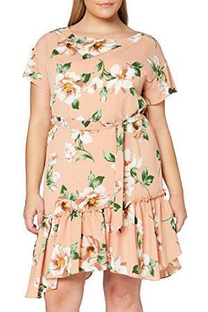 Gina Bacconi Dames Geprinte jurken - Vrouwen Istra Floral Pebble Georgette Jurk Cocktail