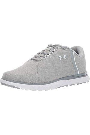 Under Armour Women's Fade SL Sunbrella Golf Shoes, Grey (Overcast Gray/Steel/White (100) 100), 3.5 (36.5 EU)