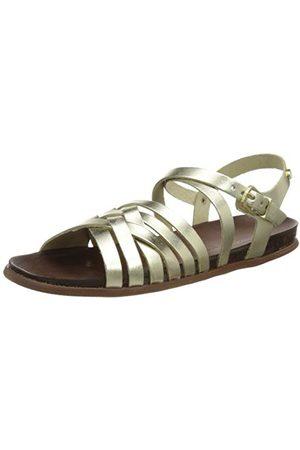 Fred de la Bretoniere Dames Sandalen - Frs0906, platte sandaal voor dames
