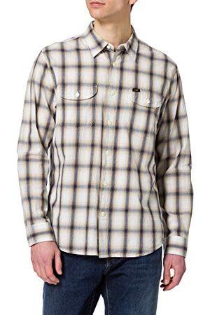 Lee Worker Shirt vrijetijdshemd