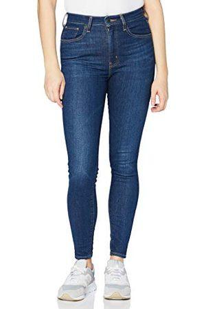 Levi's Mile High Super Skinny Jeans voor dames - - 24/30