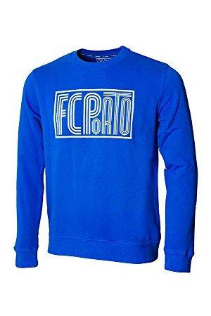 FC PORTO Heren Sweaters - Sweater, Blauw, XXL, Uniseks Volwassene