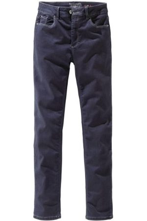 H.I.S Jeans dames jeans jeans, HIS-123-10-025 Straight Fit (rechte broek) normale band