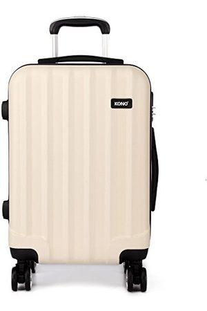 """Kono Koffers - Handbagage Koffer Super Lichtgewicht ABS Harde Schaal Reizen 20"""" Handbagage met 4 Spinner Wielen ( 20"""")"""